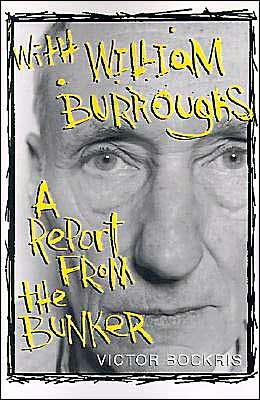 book cover of With William Burroughs