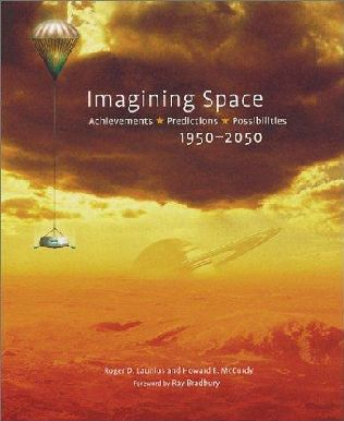 book cover of Imagining Space