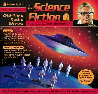 book cover of 60 Greatest Science Fiction Shows Selected By Ray Bradbury