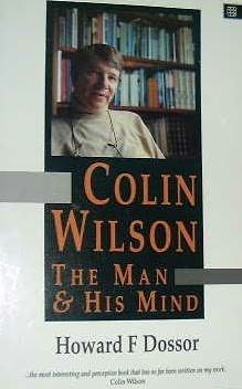 book cover of Colin Wilson