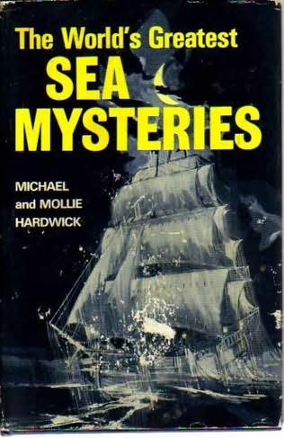 book cover of The Worlds Greatest Sea Mysteries