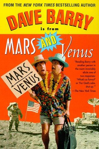 book cover of Dave Barry Is from Mars and Venus