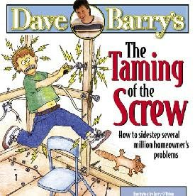book cover of The Taming of the Screw