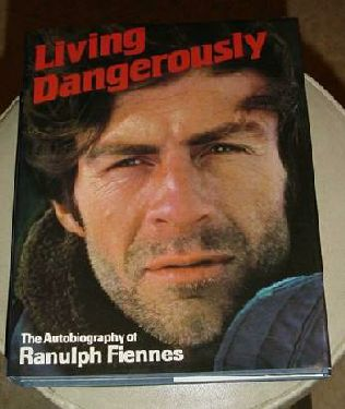book cover of Living Dangerously