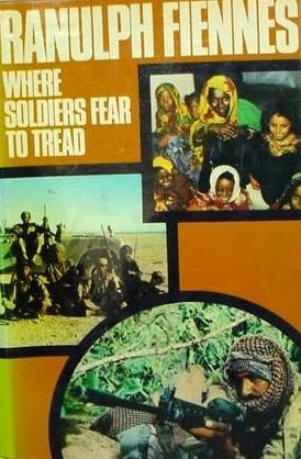 book cover of Where Soldiers Fear to Tread
