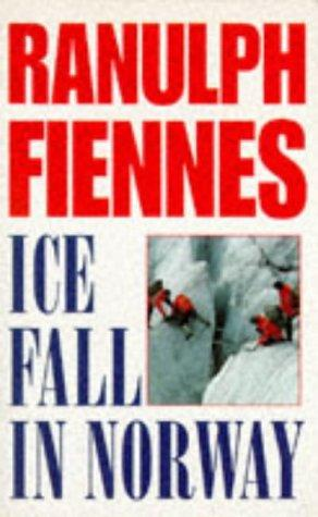 book cover of Ice Fall in Norway