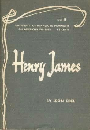 book cover of Henry James