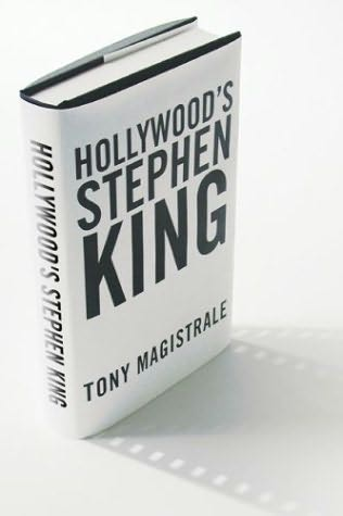 book cover of Hollywood\'s Stephen King