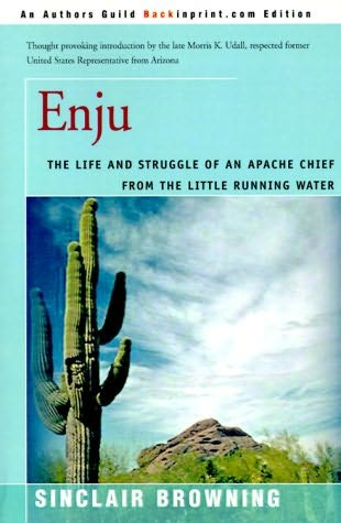 book cover of Enju