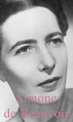book cover of Simone De Beauvoir
