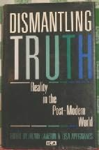 book cover of Dismantling Truth