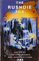 book cover of The Rushdie File