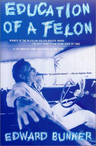 book cover of Education of a Felon
