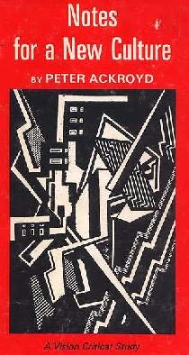 book cover of Notes for a New Culture