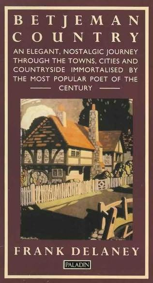 book cover of Betjeman Country