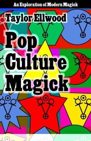 book cover of Pop Culture Magick