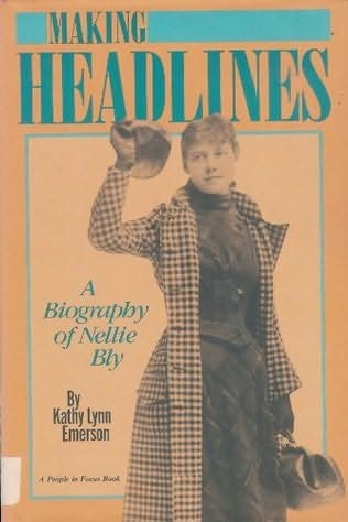 book cover of Making Headlines
