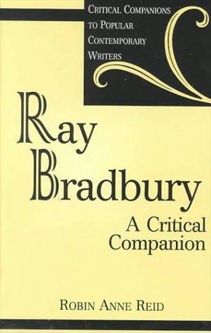 book cover of Ray Bradbury: A Critical Companion