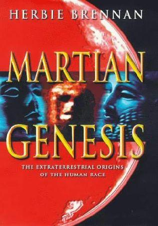 book cover of Martian Genesis