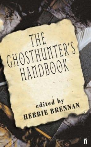 book cover of Ghosthunter\'s Handbook