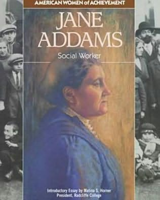 book cover of Jane Addams: Social Worker
