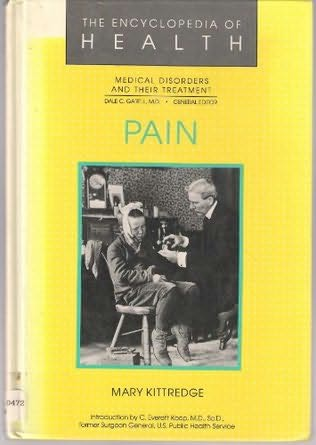 book cover of Pain