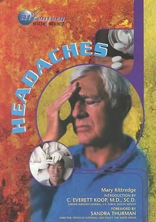book cover of Headaches