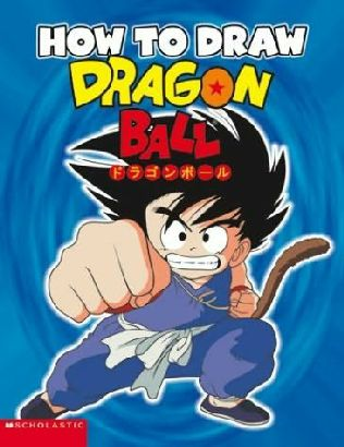 book cover of How to Draw Dragon Ball by Jesse Leon McCann