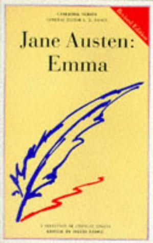 Emma by Jane Austen Irony In
