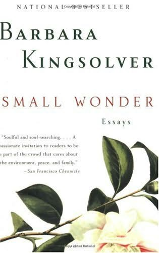 Essays by barbara kingsolver