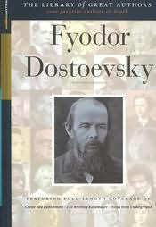 book cover of Fyodor Dostoevsky: His Life and Works