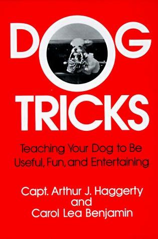 book cover of Dog Tricks