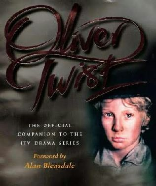 Cover of oliver twist the official companion to the itv drama series