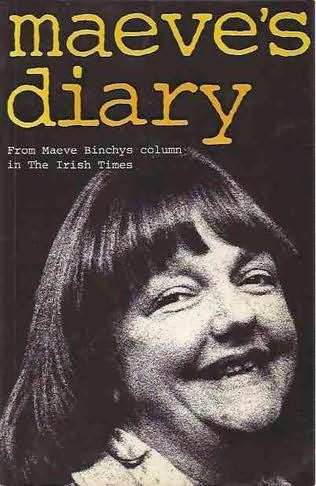 book cover of Maeve\'s Diary