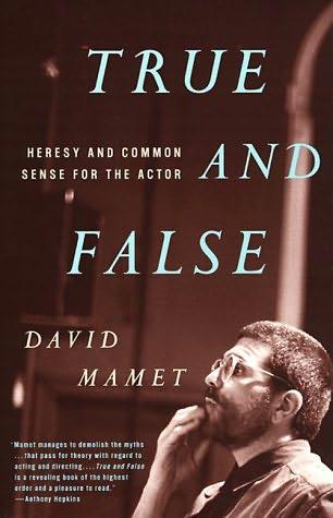 David Mamet aynı zamanda çok başarılı senaryoların da yazarı...