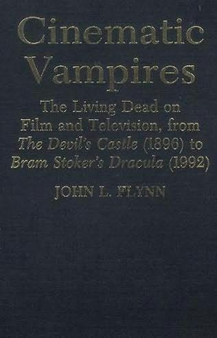 book cover of Cinematic Vampires