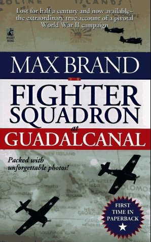 book cover of Fighter Squadron at Guadacanal