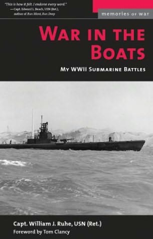 book cover of War in the Boats