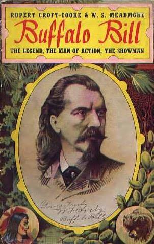 book cover of Buffalo Bill