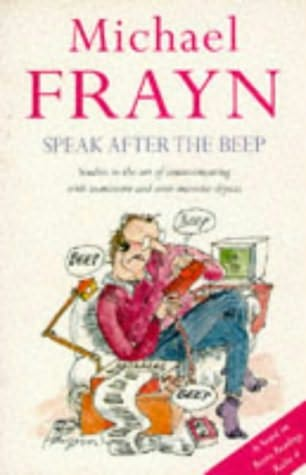 book cover of Speak After the Beep