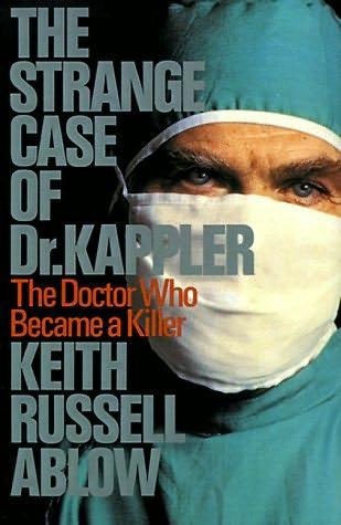 book cover of The Strange Case of Dr. Kappler