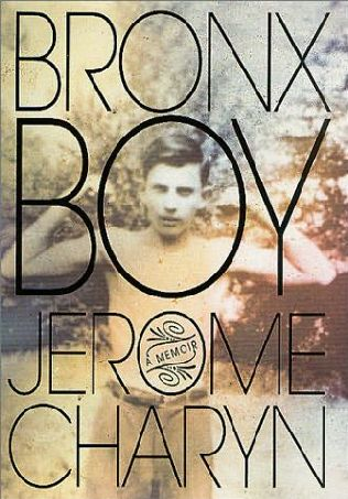 book cover of Bronx Boy