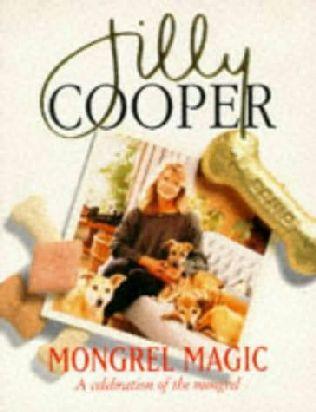 book cover of Mongrel Magic