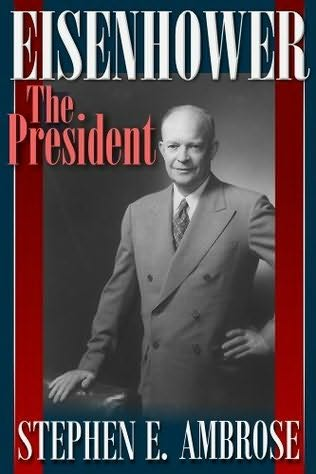 book cover of Eisenhower, Vol 2