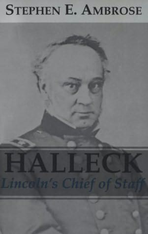 book cover of Halleck