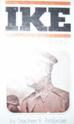 book cover of Ike