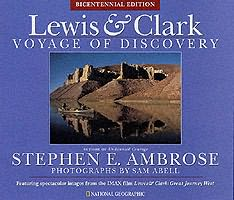 book cover of Lewis and Clark