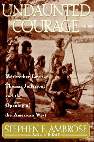book cover of Meriwether Lewis, Thomas Jefferson, and the Opening of the American West