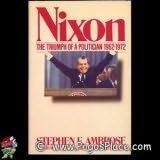 book cover of Nixon