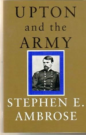 book cover of Upton and the Army